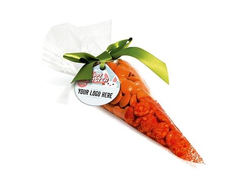 Beanie Easter Carrot Bag