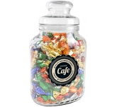 Classic Glass Sweet Jars - Boiled Sweets  by Gopromotional - we get your brand noticed!