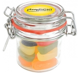 Clip Top Glass Sweet Jars - Wine Gums