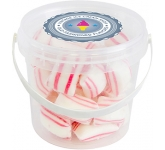 Mini Sweet Buckets - Peppermint Pillow  by Gopromotional - we get your brand noticed!