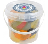 Mini Sweet Buckets - Wine Gum  by Gopromotional - we get your brand noticed!