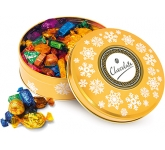 Christmas Gold Share Tins - Quality Street  by Gopromotional - we get your brand noticed!