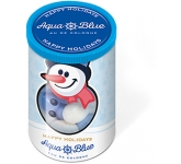 Christmas Mini Sweet Tubes - Snowman Gourmet Jelly Beans  by Gopromotional - we get your brand noticed!