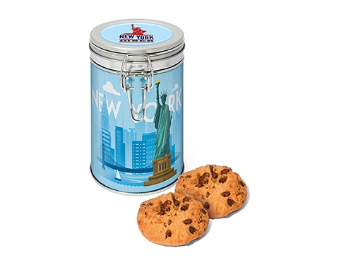 Flip Top Tins - Chocolate Chip Cookies