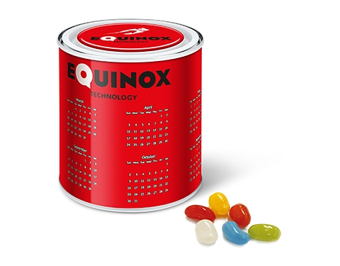 Large Sweet Paint Tin - Jelly Beans