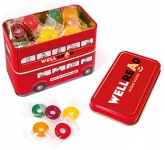 London Bus Sweet Tins - Polo Fruit