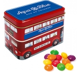 London Bus Sweet Tin - Skittles