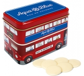 London Bus Sweet Tins - White Chocolate Buttons