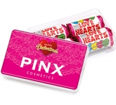 Maxi Rectangular Sweet Pots - Love Hearts