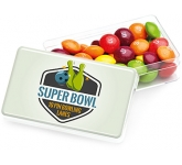 Maxi Rectangular Sweet Pots - Skittle  by Gopromotional - we get your brand noticed!