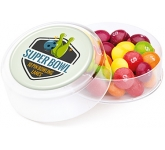 Maxi Round Sweet Pots - Skittle  by Gopromotional - we get your brand noticed!