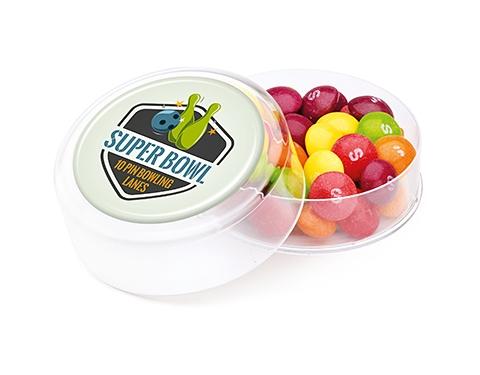 Maxi Round Sweet Pots - Skittles