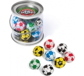 Mini Buckets - Foil Wrapped Chocolate Footballs