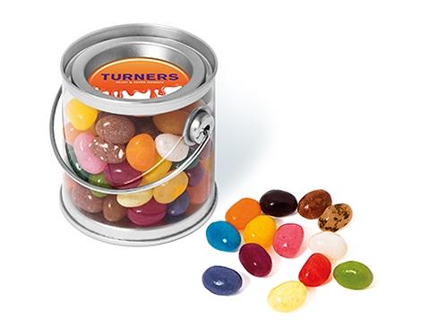 Mini Sweet Buckets - Gourmet Jelly Beans