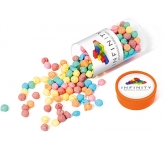 Mini Clear Sweet Tubes - Millions  by Gopromotional - we get your brand noticed!