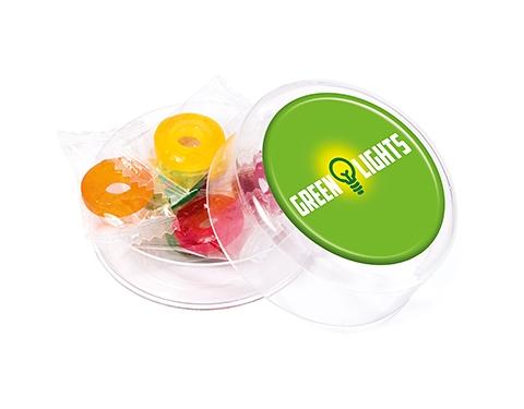 Maxi Round Sweet Pots - Fruit Polos