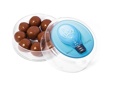 Maxi Round Sweet Pots - Milk Chocolate Malt Balls