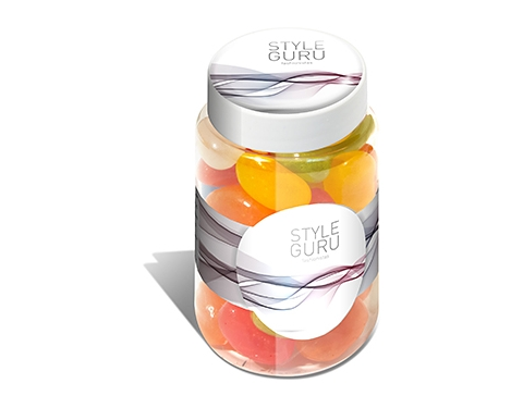 Mini Sweet Jars - Jelly Beans