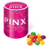 Money Box Sweet Tin - Skittles