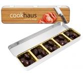 Slim Treat Tins - Chocolate Jesters