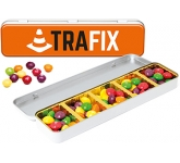 Slim Treat Tins - Skittles  by Gopromotional - we get your brand noticed!