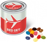 Small Sweet Paint Tins - Gourmet Jelly Beans