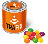 Small Sweet Paint Tins - Skittle  by Gopromotional - we get your brand noticed!