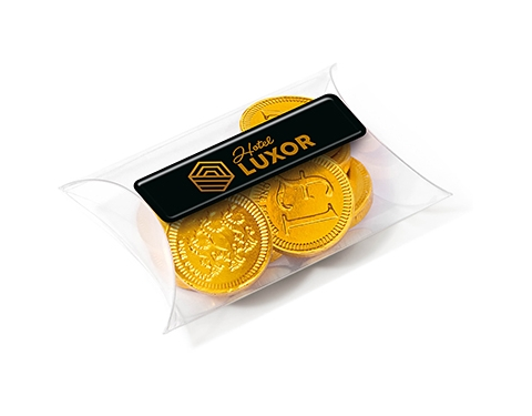 Small Sweet Pouches - Chocolate Coins