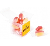 Sweet Cubes - Rhubarb & Custard  by Gopromotional - we get your brand noticed!