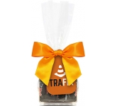 Swing Tag Sweet Bags - Fruit Salad and Black Jack  by Gopromotional - we get your brand noticed!