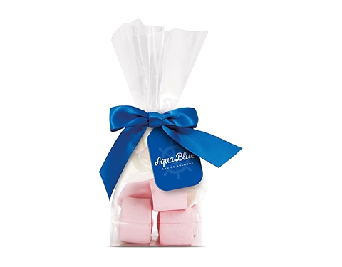 Swing Tag Sweet Bags - Marshmallows