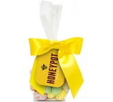 Swing Tag Sweet Bags - Speckled Chocolate Eggs