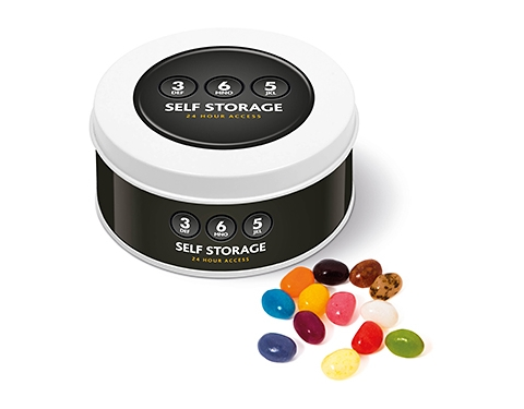 Treat Tins - Gourmet Jelly Beans