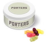 Treat Tins - Jelly Baby  by Gopromotional - we get your brand noticed!