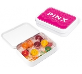 White Sweet Tins - Polo Fruits