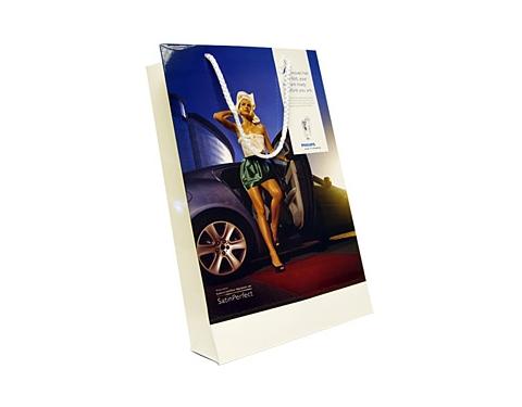 Maple Luxury  Laminated Paper Bag
