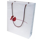 Sycamore Premium Rope Handled Paper Bag  by Gopromotional - we get your brand noticed!
