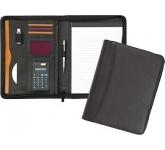 Wessex Zipped Calculator Conference Folder  by Gopromotional - we get your brand noticed!