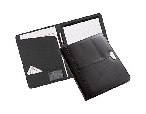 Lichfield Branded Leather Folders
