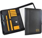 Lancashire Zipped Tablet Conference Folder