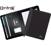 Rochester Zipped Conference Folder  by Gopromotional - we get your brand noticed!