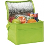 Summer Fresh 6 Can Foldable Cooler Bag  by Gopromotional - we get your brand noticed!