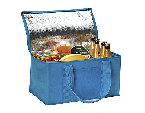 Summer Fresh 12 Can Foldable Cooler Bags