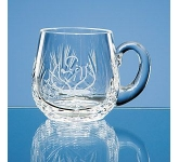 Lead Crystal Mini Tankard  by Gopromotional - we get your brand noticed!