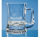 Small Curved Star  Base Tankard  by Gopromotional - we get your brand noticed!