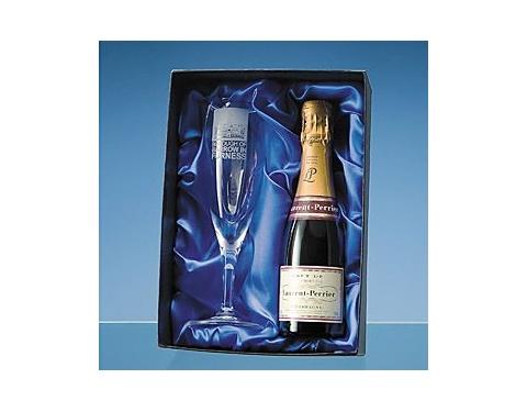 Elsa Champagne  Flute Set