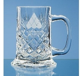 Small Straight Sided Panel Tankard