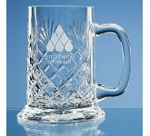 Large Straight Sided Panel Tankard  by Gopromotional - we get your brand noticed!