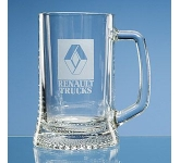 Large Straight Sided Stern Tankard  by Gopromotional - we get your brand noticed!