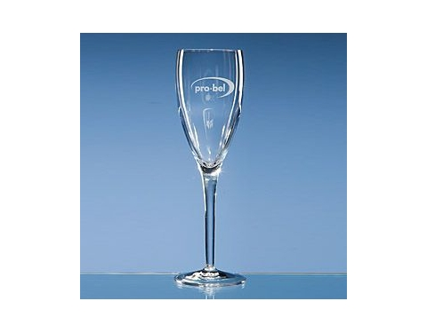 Angelo Lead Crystal Champagne Flute